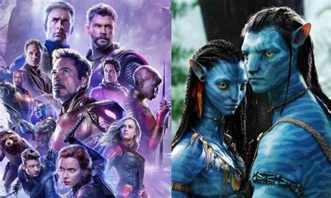 Avengers Endgame Beats Avatar Become The Biggest Movie