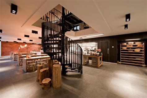 coach house restaurant  interior design project  shh