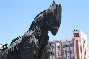 Troy Movie Trojan Horse