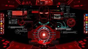 marvel iron man wallpapers jarvis - HD Desktop Wallpapers ...