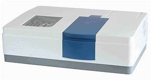 China Double Beam Ultraviolet Visible Spectrophotometer