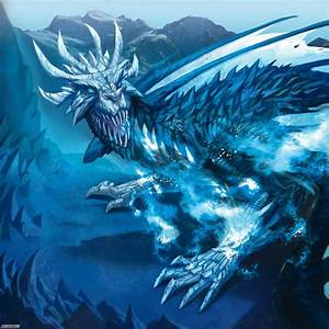Ice Dragon Amazing Wallpapers 10291 - Amazing Wallpaperz