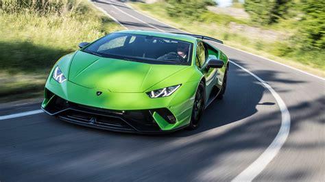 Lamborghini Huracan Performante (2017) Review  Car Magazine