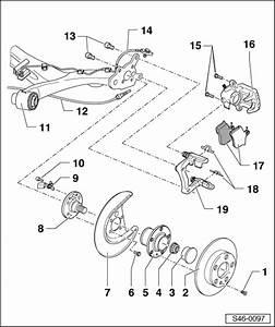 Vw Polo  U0026 Skoda Fabia Rear Brake Drum To Disc Conversion Kit
