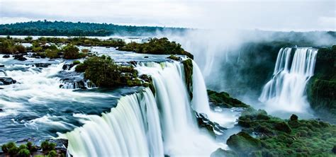 Iguazú Falls The Worlds Largest Waterfalls Argentina Tour