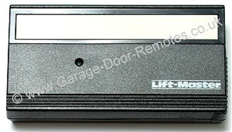 universal garage door remote garage door transmitters for chamberlain liftmaster