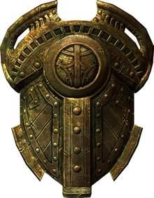 Skyrim Dwarven Shield