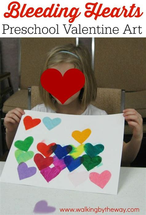 25 fantastic class ideas 915 | valentine class party ideas heart art project