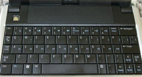 The Weird Keyboard Layout Dell Inspiron Mini Pinoy