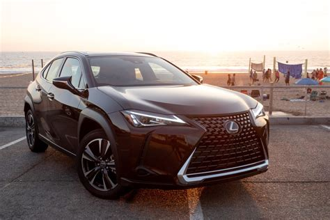 Size Cars by 2019 Lexus Ux 200 Drive Missing A Solid User
