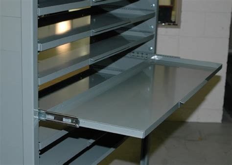 Pull Out Bookcase by Stackbin Custom Projects Pull Out Shelf Unit