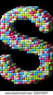 3d Letter S Stock Images, Royalty-Free Images & Vectors ...