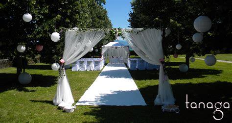 modele de deco chambre decoration pergola mariage