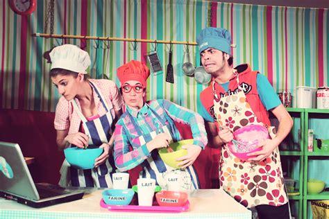 panique en cuisine espectáculo panique en cuisine de bricabrac teatro