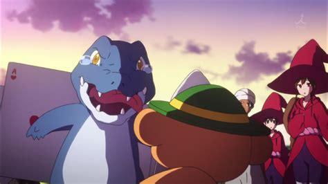 Anime Cinta Bertepuk Sebelah Tangan Review Anime Amagi Brilliant Park Japan Up