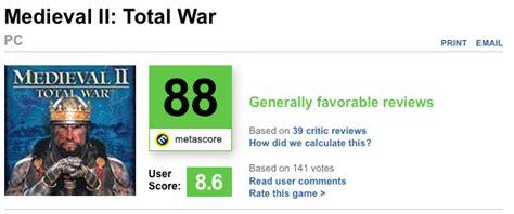 Taw Blog More Honest Review Empire Total War