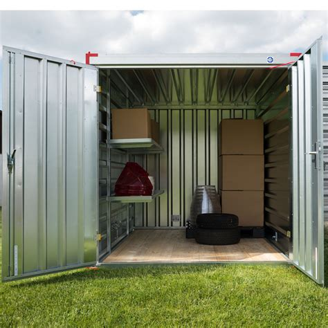 Aus Containern by Lager Materialcontainer Mieten 4m Container