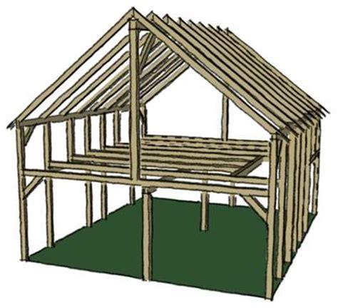 timber frame glossary
