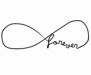 Infinity 'Forever' PNG. by LadyLautner on DeviantArt