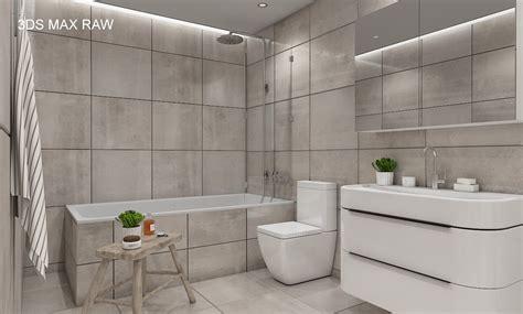 bathroom model ideas modern bathroom interior 3d model turbosquid 1219886