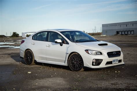 subaru sti 2016 review 2016 subaru wrx sti sport package canadian auto