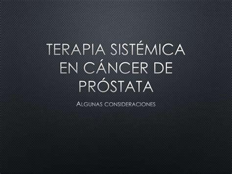 ces  cancer de prostata