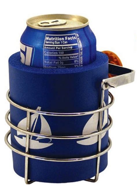 Pontoon Boat Rail Cup Holders by Boat Cup Holders Gifts For Boat Owners