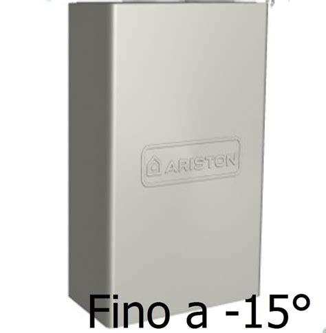 caldaia ariston genus ext  ff completa  kit scarico
