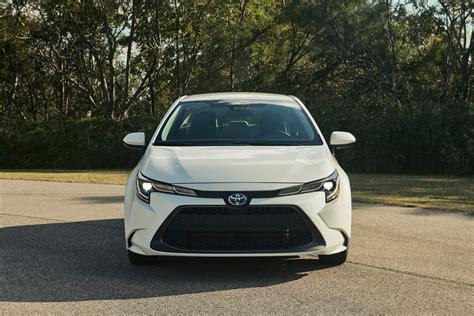 Mpg Toyota Corolla by Toyota Corolla Hybrid 52 Mpg Why Toyota Says It Won