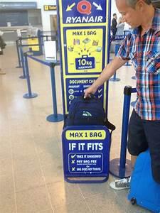 Handbagage ryanair kg