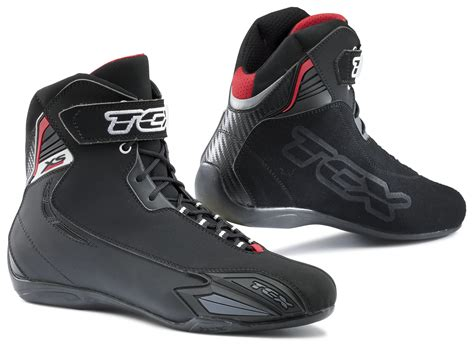 sport motorcycle shoes tcxx square sport wp boots black jpg
