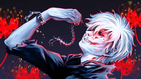 Anime Wallpaper Kaneki by Tokyo Ghoul Kaneki Ken Wallpaper 78 Images