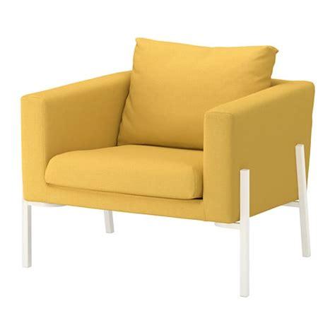 chaise jaune ikea koarp armchair orrsta golden yellow white ikea