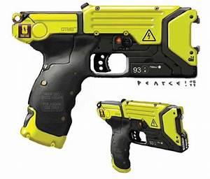 Electric Gun - An electric shock could destabilize sensors ...