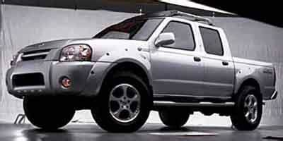 2001 nissan frontier 4wd values nadaguides