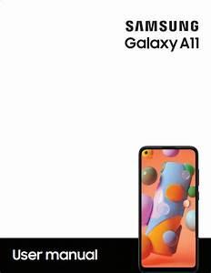Att Prepaid Galaxy A11 Sm  Guide