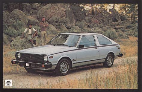 1979 1980 Nissan Datsun 310 Base & Gx Versions Car Photo
