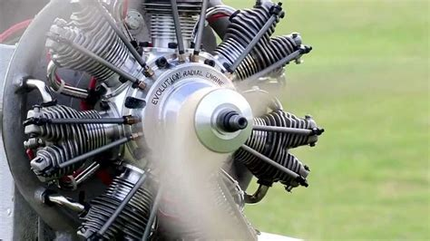 Radial Engine Compilation