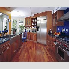 Benefits And Drawbacks Of A Hardwood Floor In A Kitchen