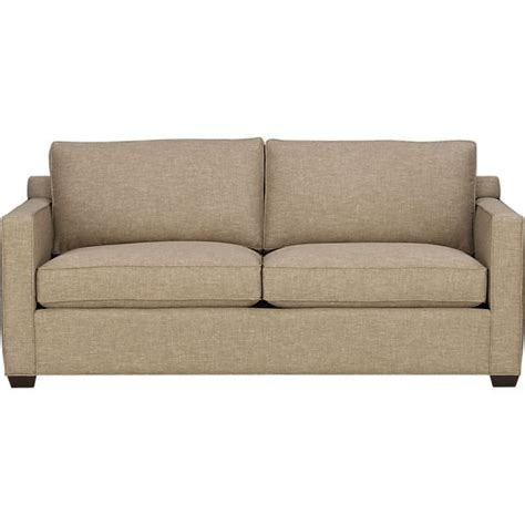 Crate And Barrel Sleeper Sofa Reviews by Davis Sofa Reviews Crate And Barrel Living Room