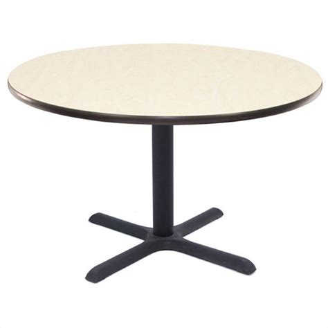 lunchroom table in maple tb xx rndpl