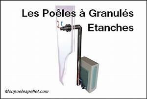 Tubage Poele A Granulé : installation d un po le granul s tanche i vid o ~ Premium-room.com Idées de Décoration