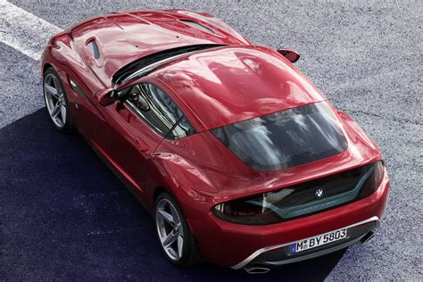 Bmw Z4 Zagato Coupe Promo Action