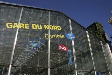 bureau change gare du nord eurostar station to by