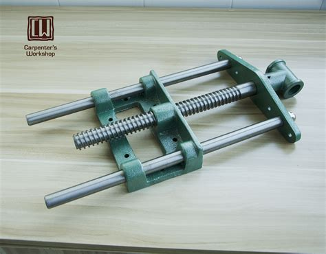 guide bar woodworking clip  jaw wide hand screw clamp