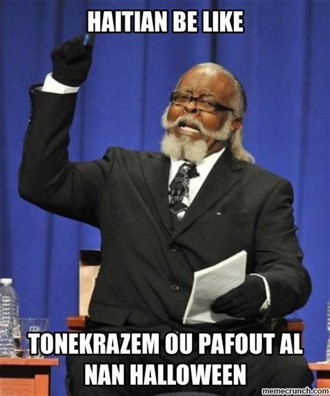 Haitian Memes - haitian
