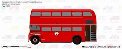 Bus Transpng Transport Executive London Drawings Views