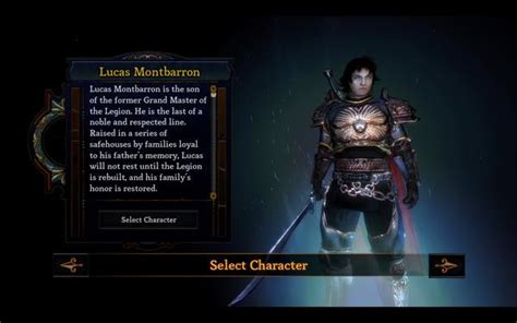 dungeon siege 3 best character lucas montbarron locations bomb