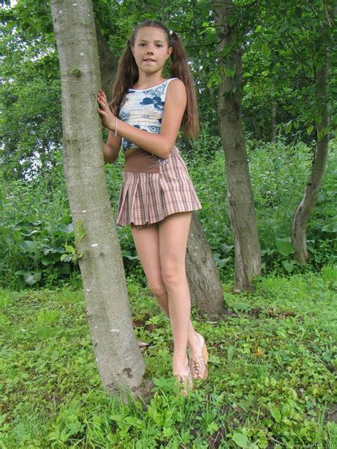 Sandra Teen Model Bobs And Vagene