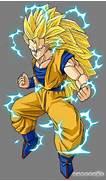 Goku - Super Saiyan 3 ...